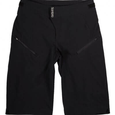 Sombrio Women's Summit MTB Shorts Black - Front