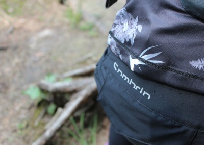 Sombrio women's MTB Summit Shorts and Pedigree Jersey