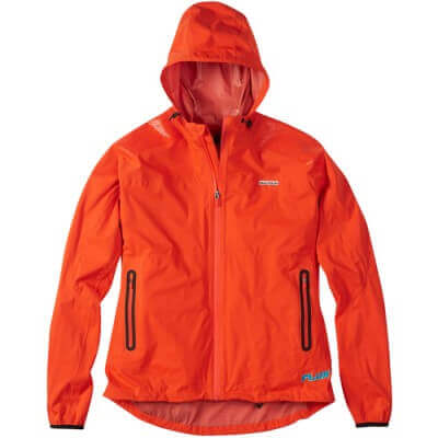 Madison Flux Super Light-Womens MTB Softshell Jacket Chilli Red