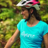 DHaRCO Ladies Tech Tee Baby Blue