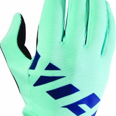 Fox women's MTB cycling gloves - Ripley gloves ice blue