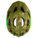 Seven (7iDP) MTB Enduro Helmet M2 - 10 forward and top vents