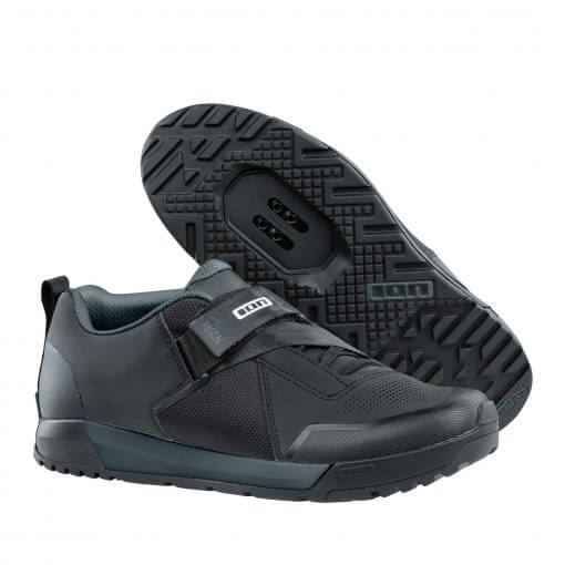 ION bike award winning mtb cycling shoes - ION Rascal MTB Shoe Black