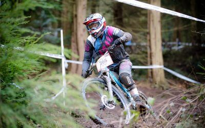 Race Report – Mini Downhill round 3, Forest of Dean – Kate Gries