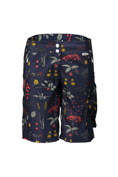 Maloja women's MTB shorts WeisskleeM mountain lake