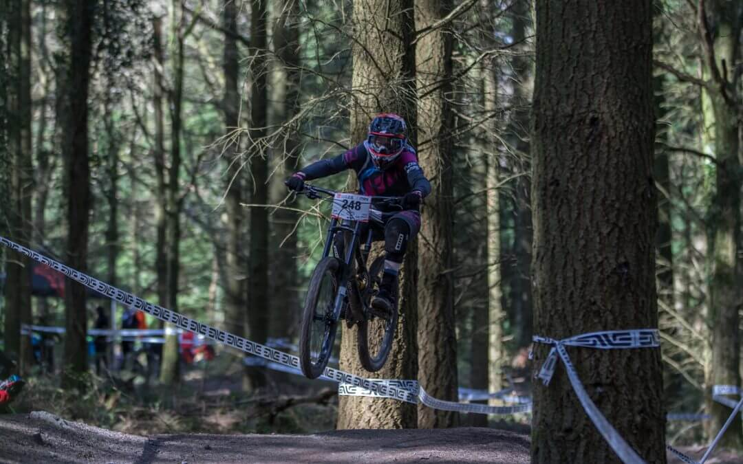 Race Report – Round 4 Mini Downhill, Forest of Dean – Kate Gries