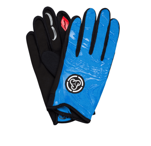 Sombrio-womens MTB-Lily-Gloves-Blue-Flow-MTB