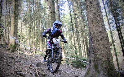 Race Report – Round 4 Mini Downhill, Forest of Dean – Corinna Brisbourne