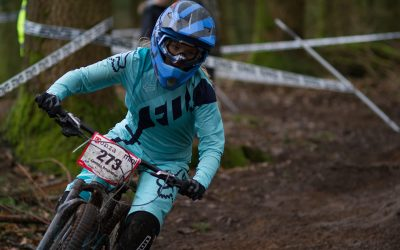 Race Report – Mini Downhill round 3, Forest of Dean – Corinna Brisbourne