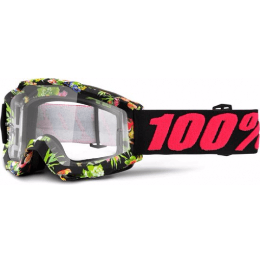100% Accuri MTB Goggles Chapter 11 with clear lens