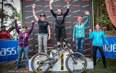 Race Report – Irish Gravity Enduro Series – Round #1 Ballinastoe, Wicklow – Michelle Muldoon