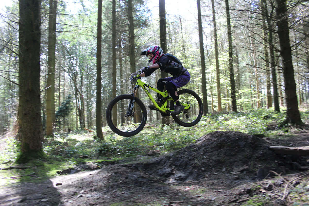 MTB Instruction - advanced skills - gaps
