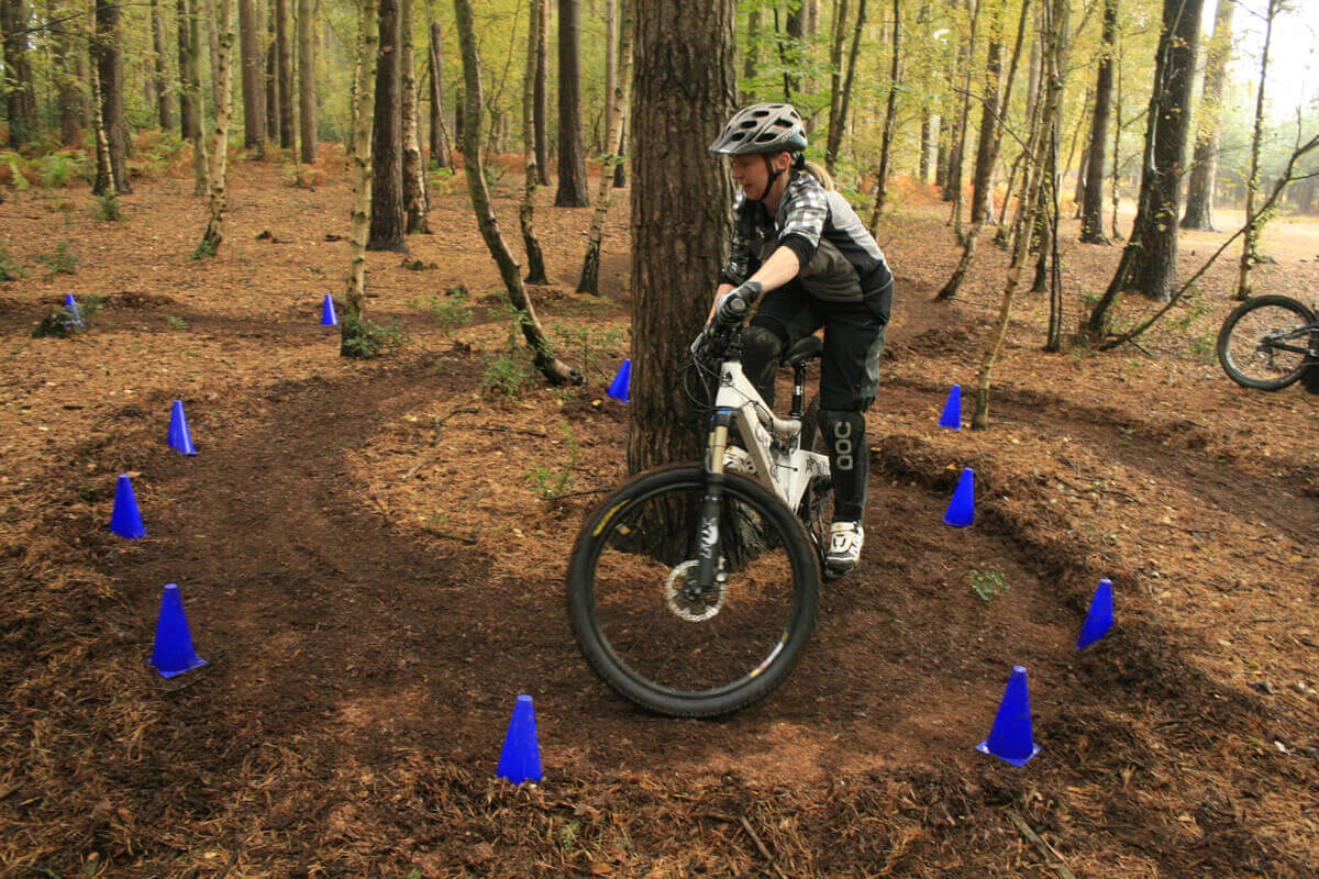 MTB Instruction skills loop