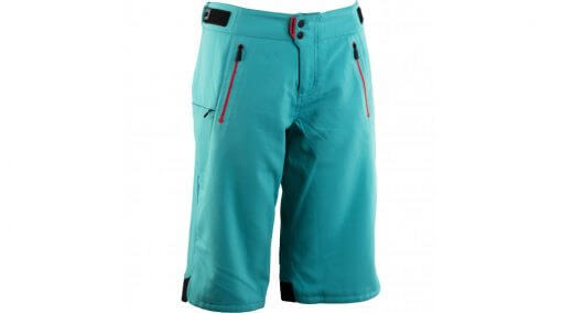 Raceface Indiana womens MTB shorts blue