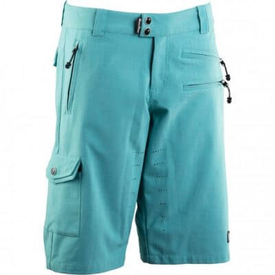 Raceface Khyber womens MTB shorts turquoise
