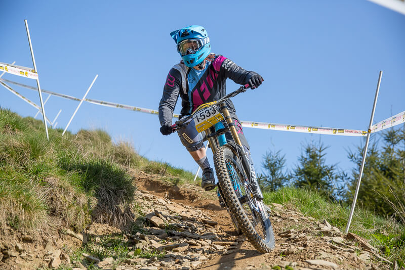 Race Report – Round 1 Pearce Cycles, Kinsham – Rebecca Smith