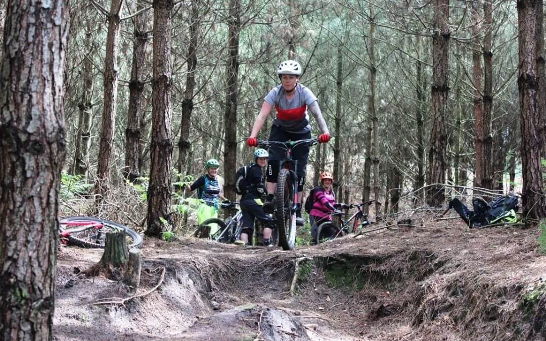 Women's specific MTB skills courses – May 2017