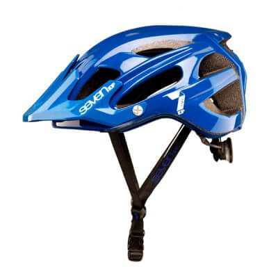Seven Protection 7iDP M4 Blue Helmet