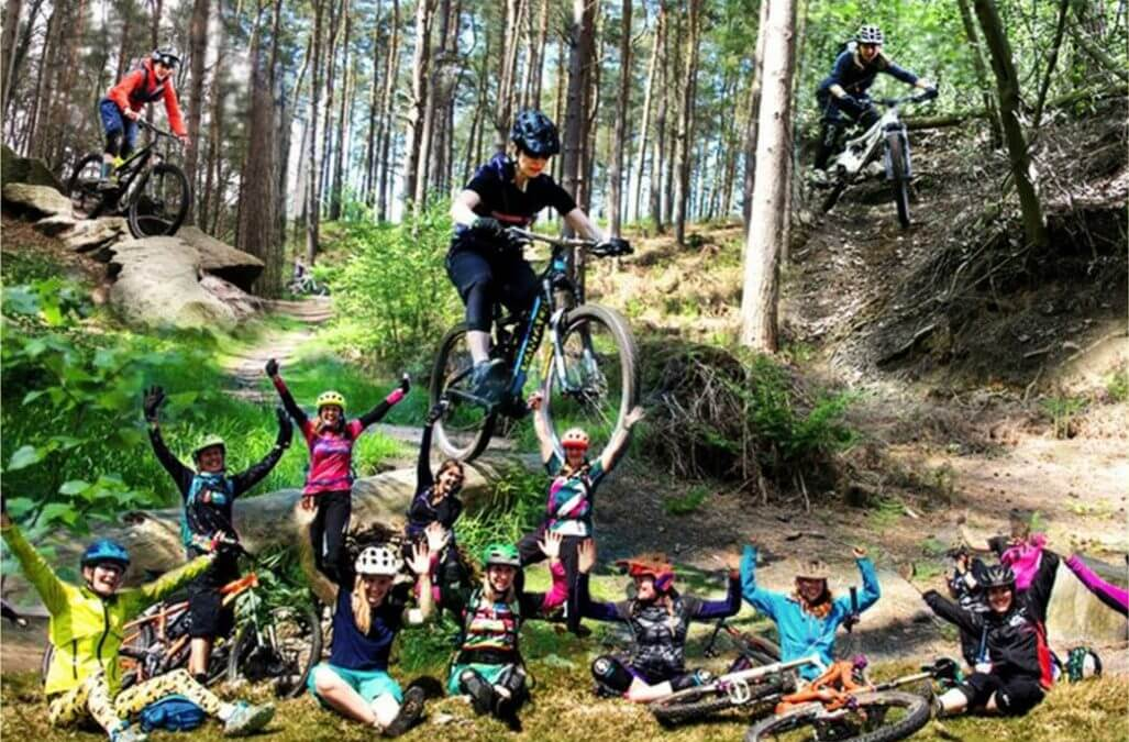 Enter our competition to WIN a free ladies MTB Weekend
