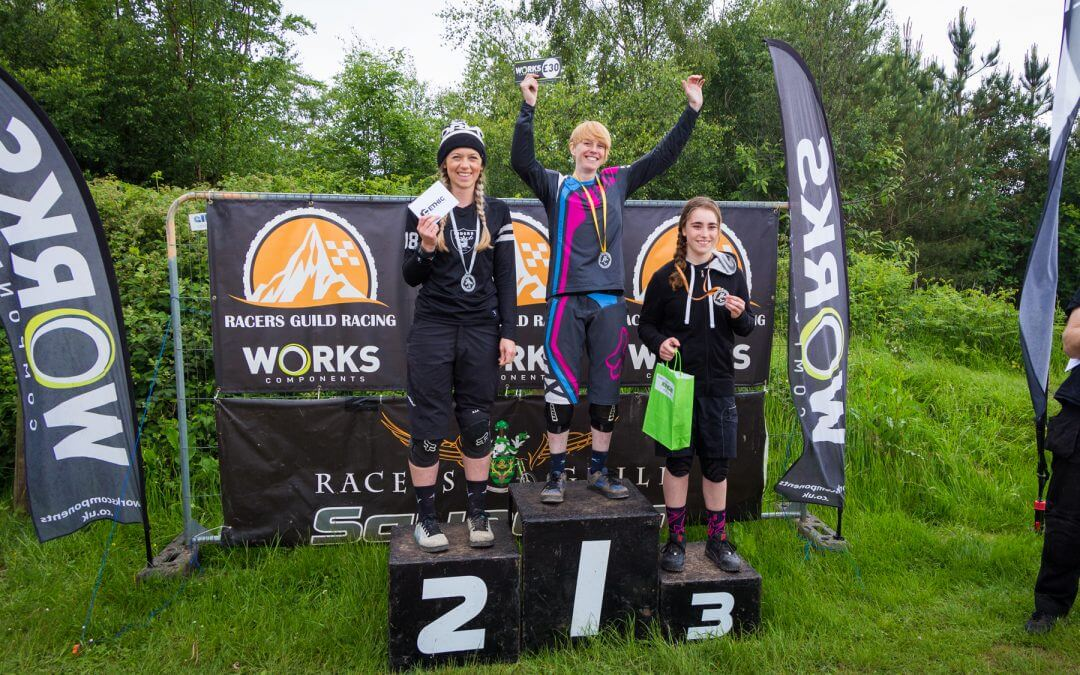 Race Report – Round 2 Racers Guild Summer Series, Stile Cop – Kate Gries