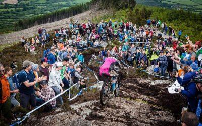Race Report – Enduro World Series – Round #4 Wicklow, Ireland – Michelle Muldoon