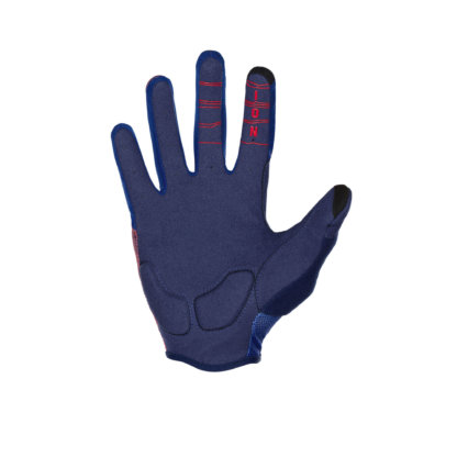 ION PATH Glove Hibiscus - right palm