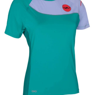 ION Women's MTB Pure Jersey - Sea Green