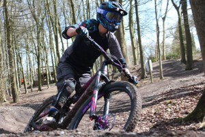 Aston Hill Dakine 100% Goggles Flow MTB Instruction