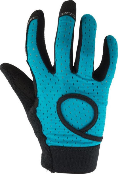 raceface khyber womens mtb gloves turquoise