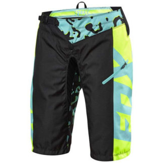 Fox Racing Women's MTB Demo Downhill Race Shorts Miami Green