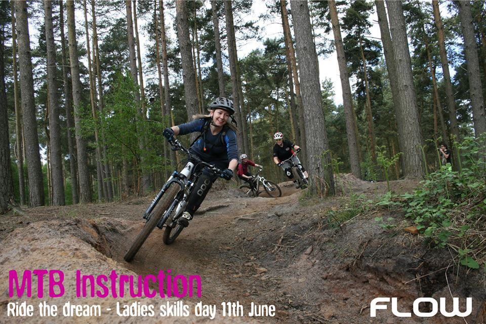 Flow MTB Ladies MTB Skills Day