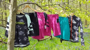 Sombrio 2016 women's range available from Flow MTB