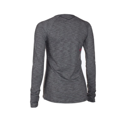 ION Women's MTB long sleeve base layer grey
