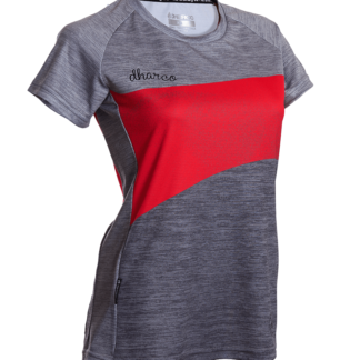 DHaRCO Women's MTB Short Sleeve Jersey – Poppy Red