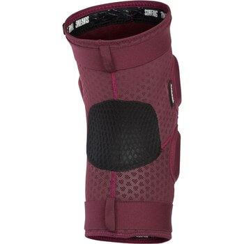 ION K_Pact MTB Knee Protection Pads - Combat Red
