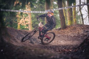 Kate Gries race report - Forest of Dean Minidownhill round 2 2017
