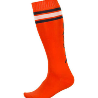 Maloja women's MTB long freeride socks GmainM red