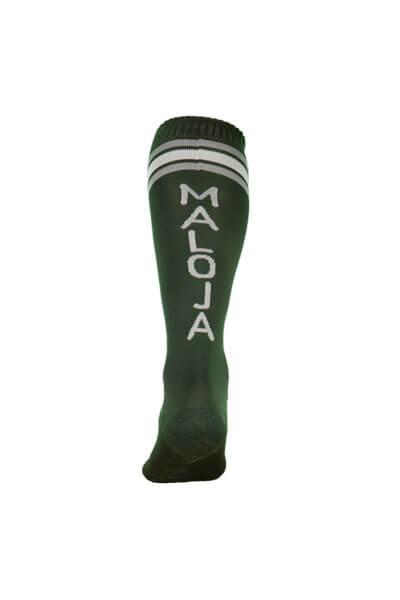 Maloja women's MTB long freeride socks GmainM wood