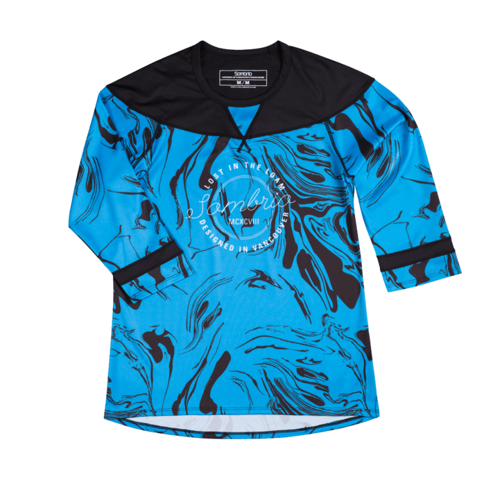 ... 3 4 Jersey – Surf Marble. Sombrio-womens MTB-Noble-Jersey-Flow-MTB 6eda8bf54