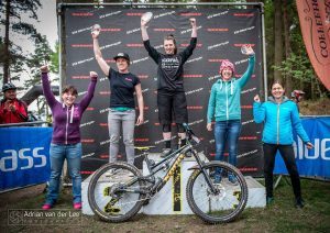 Gravity Enduro Ireland Series - Michelle Muldoon 2nd prize