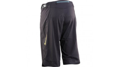 Raceface Indiana womens MTB shorts black rear