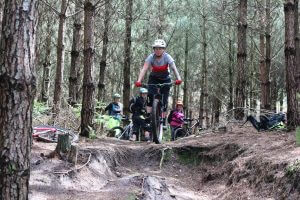 Flow MTB and MTB Instruction womens specific MTB Skills day May 2017