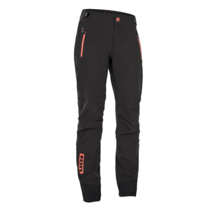 ION Shelter womens softshell pants in black from Flow MTB
