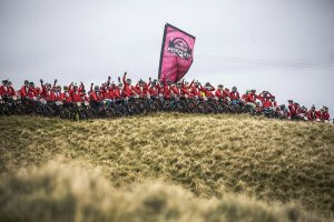 Flow MTB Rider Michelle Muldoon Red Bull Foxhunt Ireland