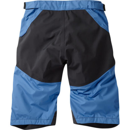 madison womens waterproof shorts china blue flow mtb