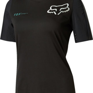 Fox Attack Pro Women's Short Sleeve MTB Jersey 2018 Black
