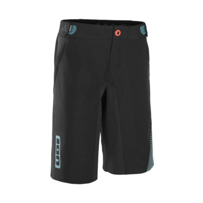 ION women's MTB shorts TRAZE AMP black