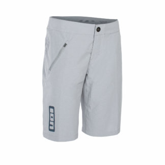 IION women's MTB shorts TRAZE sleet grey