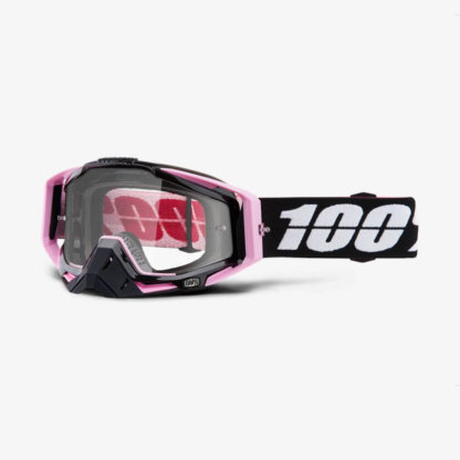 100% Racecraft Goggles Floyd Clear Lens