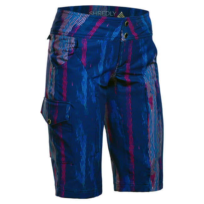 SHREDLY DILLEY Women s MTB Shorts available in the UK at Flow MTB 60b9eebff